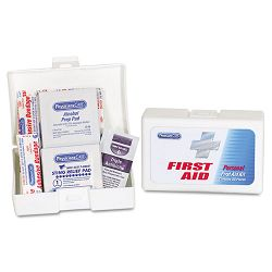 Personal First Aid Kit 38 Pieces Plastic Case (ACM38000)