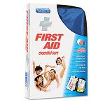 Soft Sided First Aid Kit For Up to 25 Poeple 195 Pieces (ACM90167)