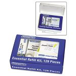Kitcare Essential Refill Kit 129 Pieces (ACM90137)