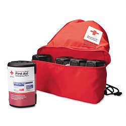American Red Cross Emergency Smartpack for One Person Nylon Case (FAORC662)