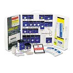 Large First Aid Kit 209 Pieces OSHA Compliant Plastic Case (FAO1001)