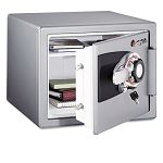 Tubular KeyCombination Fire Safe .8 ft316-1116w x 19-516d x 13-2332h Gray (SENOS0401)