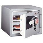 Electronic Personal Safe .8 ft3 16-1116w x 19-516d x 13-2332h Gray (SENOS0810)