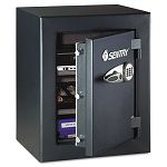 Security Safe 3.8 ft3 21-1116w x 20d x 27-34h Black (SENTC8331)