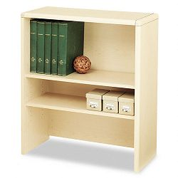 10700 Series Bookcase Hutch 32-58w x 14-58d x 37-18h Natural Maple (HON107292DD)