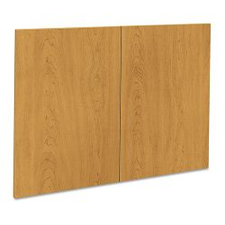 Optional Doors 18701890 Series Laminate Bookcases 36w x 25-34h Harvest (HON1801C)