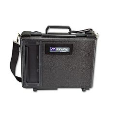 Audio Portable Buddy Professional PA System wPro Wired Mic & 15-ft. Cable (APLS222)