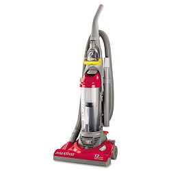 Maxima Lightweight Bagless Upright Vacuum 15 lbs Red (EUK4711BZ)