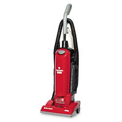 True HEPA Upright Commercial Vacuum 17 lbs Red (EUKSC5713B)
