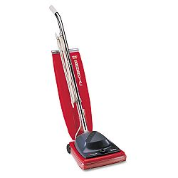 Sanitaire Commercial Upright Vacuum wVibra-Groomer II 16 lbs Red (EUKSC684F)