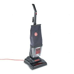 Commercial Lightweight Bagless Upright Vacuum 12.33 lbs Black (HVRC1415)
