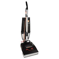 Upright Industrial Bagless Vacuum 25 lbs Black (HVRC1800010)