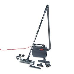 Commercial Portapower Vacuum Cleaner 8.3 lbs Black (HVRCH3000)