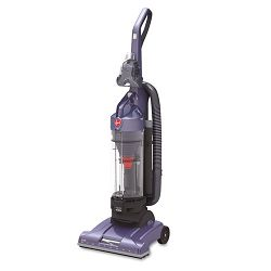 Clean Easy Cyclonic Upright Vacuum 15.7 lbs Slate Metallic (HVRUH70105)