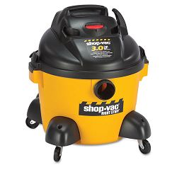 Right Stuff WetDry Vacuum 8 A 19 lbs YellowBlack (SHO9650610)