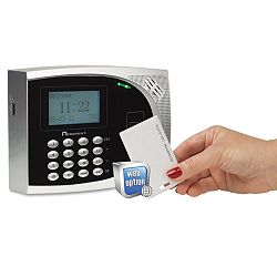 timeQplus Proximity Time and Attendance System Badges Automated (ACP010249000)