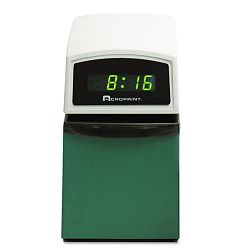 ETC Digital Automatic Time Clock with Stamp (ACP016000001)