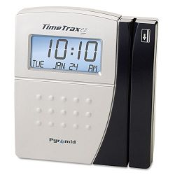 Time Trax EZ Ethernet Time and Attendance System 5 710 x 5 x 2 (PTITTEZEK)
