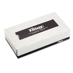 KLEENEX White Facial Tissue 2-Ply 125Box 12Carton (KIM03076)