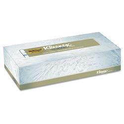 KLEENEX SOFTBLEND Facial Tissue 2-Ply White 125Box 48 BoxesCarton (KIM21601)
