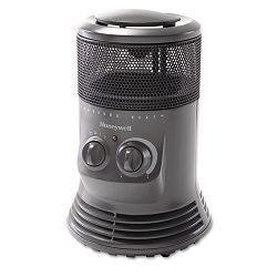Mini-Tower Heater 750W - 1500W Gray (HWLHZ0360)