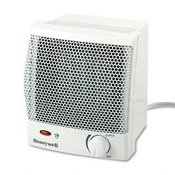 Quick Heat 1500W Ceramic Heater Plastic Case 6-12w x 6-14d x 7-14h (HWLHZ315)