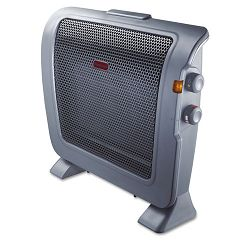 Whole Room Heater 18 x 18 x 19 12 Gray (HWLHZ725)