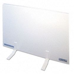 Energy-Saving 150W Heating Panel Heater Metal Case 23w x 1d x 16h White (TCO39000)