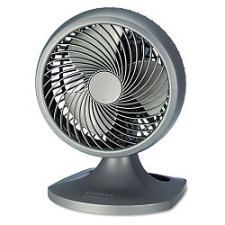 "Blizzard 8"" Three-Speed Oscillating TableWall Fan Charcoal (HLSHAOF90UC)"