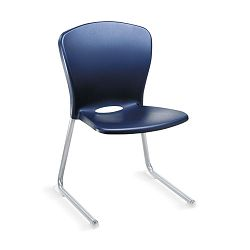 Accomplish Series Large Student Chairs NavyTitanium 4Carton (HONCL18PCE91C)