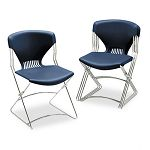 Olson Flex Stacker Chair Navy 4Carton (HONFLEX0191)