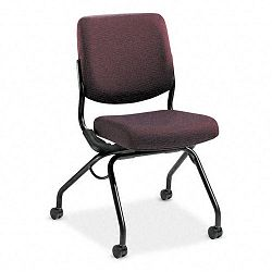 Perpetual Mobile Nesting Chair Claret Upholstery (HONPN1AUUBW69T)