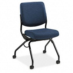 Perpetual Mobile Nesting Chair Navy Upholstery (HONPN1AUUBW90T)