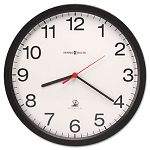 Vero Wall Clock 12-14in Black (MIL625488)