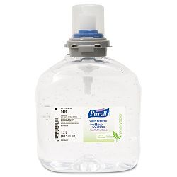 TFX Green Certified Instant Hand Sanitizer Gel Refill 1200-ml Clear (GOJ549104)