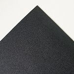 Safety-Walk Cushion Mat Antifatigue & Antimicrobial Vinyl 36 x 60 Black (MMM34826)