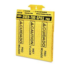 Over-The-Spill Pad Tablet w20 Medium Spill Pads (RCP4254)