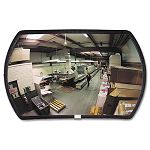 "160 degree Convex Security Mirror 24"" w x 15"" h (SEERR1524)"