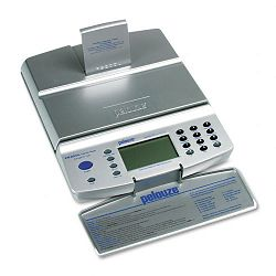 Internet Downloadable Electronic Postal Scale 20lb 7-12 x 8-12 Platform (PELPS20DL)