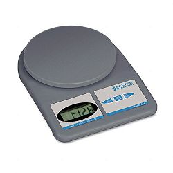 Electronic Weight-Only Utility Scale 11lb Capacity 5-34 Platform (SBW311)