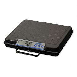 Portable Electronic Utility Bench Scale 100lb Capacity 12 x 10 Platform (SBWGP100)