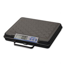 Portable Electronic Utility Bench Scale 250lb Capacity 12 x 10 Platform (SBWGP250)