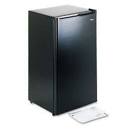 Counter Height 3.6 Cu. Ft. Refrigerator wTimer Auto Defrost Black (SNFSR369K)