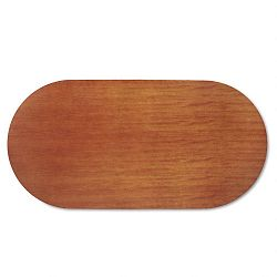 Verona Veneer Series Racetrack Conference Table Top 94-12w x 47-14d Cherry (ALERN719645CM)