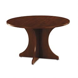 "Valencia Series Round Table Top 42"" Diameter Mahogany (ALEVA72R4242MY)"