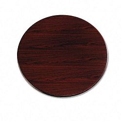"10700 Series Round Table Top 42"" Diameter Mahogany (HON107242NN)"