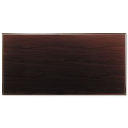 94000 Series Rectangular Table Top 72w x 36d Mahogany (HON94672N)