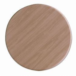 "Officeworks Round Table Top 36"" Diameter Ash (ICE65044)"