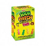 Sour Patch Fruit Flavored Candy Grab-and-Go 240 Pieces per Box (CDB43147)