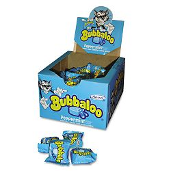 Bubbaloo Bubble Gum wLiquid Center Individually Wrapped Pieces 60 per Box (CDB91631)